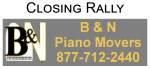 B & N Piano Movers